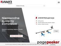 JAWAR - Systemy kominowe - kominy, komin, wkłady kominowe