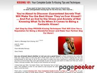Best Kissing Guaranteed Secrets – Fantastic Kisser – kissing101