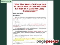 Order The Ultimate Guide To Healthy Koi Fish Today