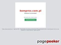 Komprex- kompresory śrubowe