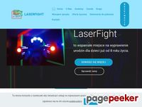 Laser Fight - Laserowy Paintball