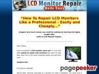 How To Repair LCD Monitors
