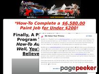 How To Paint a Car – VIP Auto Body Mastery Course