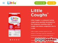 Natural Cough Medicine and Cough Syrup For Children - Little Coughs