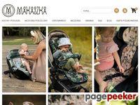 Pościel Bambusowa - Makaszka