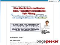 Marathon Training Plan - 100 Day Program - Olympian Marius Bakken's Marathon Schedule