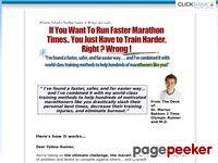 Marathon Training Plan – 100 Day Program – Olympian Marius Bakken's Marathon Schedule