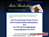 Perfect Handwriting Amazing Secrets – Master Handwriting