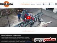 Producent maszyn do drewna