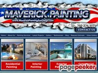 San Diego Painting Contractor (Maverick Painting) House Painter, Interior Painting, Painting CA