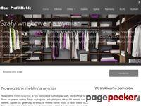 Maxmeble- meble na wymiar Warszawa