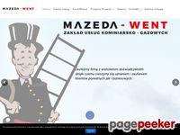 Mazeda-Went - Zakład Usług Kominiarsko-Gazowych