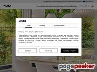 MDD – solidne i praktyczne biurka biurowe
