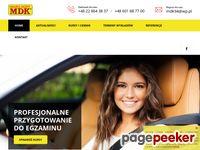 Prawo jazdy - Warszawa