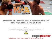 Top Beginner MMA Online Training Program - MMA QuickStart — Top Beginner MMA Online Training Program