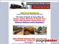 Model Railroads - Model Trains - Ebook
