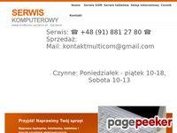Serwis komputerów Szczecin