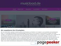 Der Musik Download Shop - MP3 Musik runterladen - Musicload