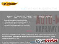 Warsztat samochodowy Warszawa