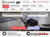 New-Eko-Trans szamba betonowe i spawalnictwo