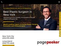 New York Facial Plastic Surgery | Rhinoplasty - Facelift | Dr. Andrew Jacono