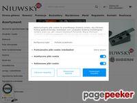 Niuwsky - dystrybucja materiałów budowlanych - ogrodzenia Wawa