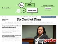 Business News - International Business - The New York Times