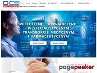 Transport specjalistyczny w kontrolowanej temperaturze
