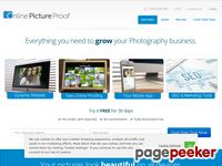 Online Picture Proof | Online picture Proofing and sales service for photographers | Proof photos online