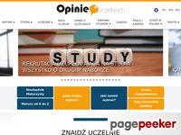 www.opinieouczelniach.pl