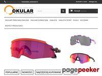 Optyk Okular - Okulary Oakley, okulary Prada, okulary Armani