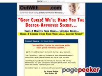 Gout Diet - Gout Treatment - Natural Gout Remedies Cure