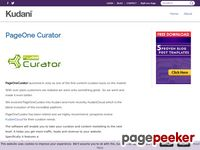 Curation Software – PageOne Curator – Official Site – Powerful New Curation Tool –