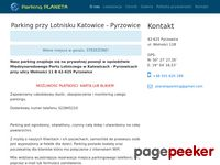 Parking-planeta.pl-parking pyrzowice