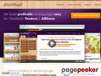 PitchMagic - ClickBank Landing Pages & Websites Made Easy