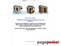 Building Playhouse Step By Step Guide – Plans For Playhouse