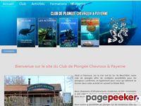 Centre de sports sous-marins de Payerne - A visiter!