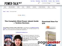 Wind Power ebook : The Complete Consumers Guide