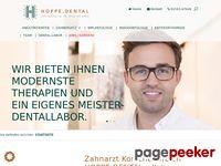 Zahnarzt Dr. med. dent. Christoph Boeger