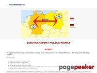 spedycja polska niemcy