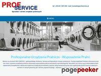 Profesjonalne urządzenia pralnicze