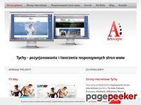 http://www.projektowaniestronwww.tychy.pl