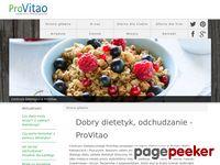 Zrzut ekranu http://www.provitao.pl
