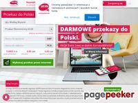 Przekazy pieniężne do Polski z UK