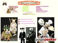 Franzy's Puppen & Teddy Paradies (Fribourg) - A visiter!