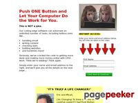 Push Button Marketer – Pushbutton Internet Marketing Software