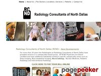 Radiology Consultants | Radiology Group | Dallas Radiologists | Radiology Consultants of North Dallas | Dallas, Texas