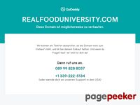 Real Food University