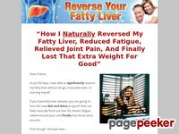 How I Reversed And Healed My Fatty Liver - Reverse Your Fatty Liver