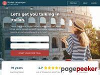 Learn Italian for free - Rocket Italian trial